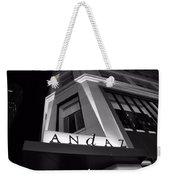 Andaz Hotel On 5th Avenue Weekender Tote Bag
