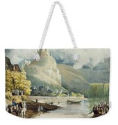 Andely, From Views On The Seine Weekender Tote Bag
