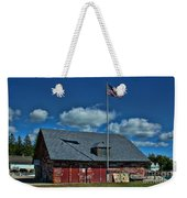 Andersons Dock Door County Wi Weekender Tote Bag