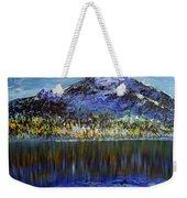 Andes Mountain Weekender Tote Bag