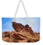 Andreas Canyon Weekender Tote Bag