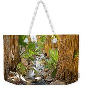 Andreas Creek In Andreas Canyon In Indian Canyons-ca Weekender Tote Bag