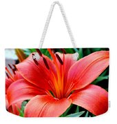 Andrea's Lily Weekender Tote Bag