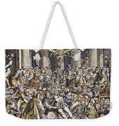 Andreas Vesalius Teaching Weekender Tote Bag