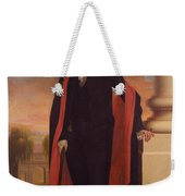 Andrew Jackson Standing Weekender Tote Bag by War Is Hell Store