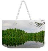 Andrew Lake Weekender Tote Bag