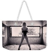 Andromeda Weekender Tote Bag by Stelios Kleanthous