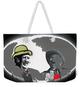 Andy Devine  Chill Wills Old Tucson Arizona 1971-2008 Weekender Tote Bag