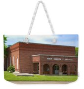 Andy Griffith Playhouse Nc Weekender Tote Bag