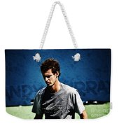 Andy Murray Weekender Tote Bag by Nishanth Gopinathan