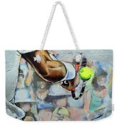 Andy Murray - Wimbledon 2013 Weekender Tote Bag