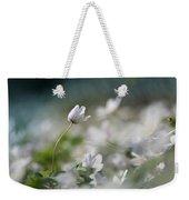 Anemone Flower Weekender Tote Bag