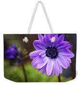 Anemone Kissed Weekender Tote Bag