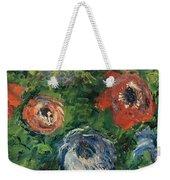 Anemonies Weekender Tote Bag