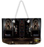 Angel And Devil Weekender Tote Bag