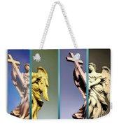 Angel And Supernatural Weekender Tote Bag