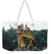 Angel And Tecumseh Sherman Weekender Tote Bag