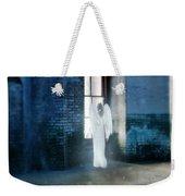 Angel At Window Weekender Tote Bag