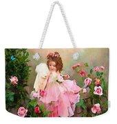 Angel And Baby  Weekender Tote Bag