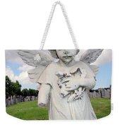 Angel Child Weekender Tote Bag