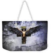 Angel Cube Weekender Tote Bag