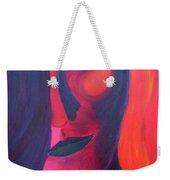 Angel Weekender Tote Bag by Daina White