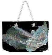 Angel Dove Weekender Tote Bag by Elizabeth McTaggart