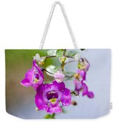 Angel Face Flower - Summer Snapdragon Weekender Tote Bag