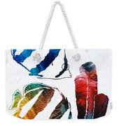 Angel Fish Art - Little Angels 2 - By Sharon Cummings  Weekender Tote Bag