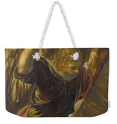 Angel From The Annunciation To The Virgin Weekender Tote Bag