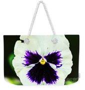 Angel In The Flower Weekender Tote Bag