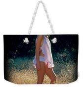 Angel In The Grasses 3 Weekender Tote Bag