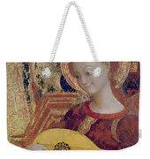 Angel Musician Weekender Tote Bag