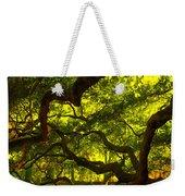 Angel Oak Limbs Crop 40 Weekender Tote Bag