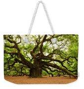 Angel Oak Tree 2009 Weekender Tote Bag
