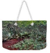 Angel Oak Tree 3 Weekender Tote Bag