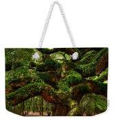 Angel Oak Tree Weekender Tote Bag