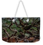 Angel Oak Tree Treasure Weekender Tote Bag