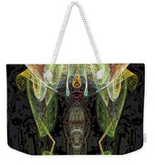Angel Of Locks And Lost Items Weekender Tote Bag