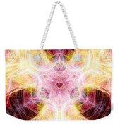 Angel Of The Healing Heart Weekender Tote Bag