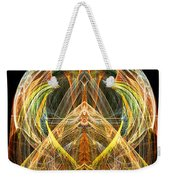 Angel Of Transformation And Change Weekender Tote Bag