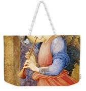 Angel Playing A Flageolet Weekender Tote Bag