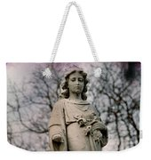 Angel Stare Weekender Tote Bag