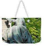 Angel Statue Weekender Tote Bag