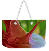 Angel Wing Variation Watercolor Weekender Tote Bag