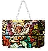 Angel With A Chalice Weekender Tote Bag
