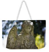 Angel With Broken Arm II Cave Hill Cemetery Louisville Kentucky  Weekender Tote Bag