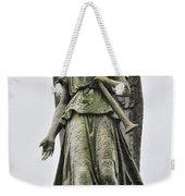 Angel With Trumpet Weekender Tote Bag