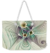 Angelic Entities Weekender Tote Bag by Deborah Benoit
