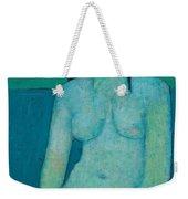 Angelina Nude Weekender Tote Bag